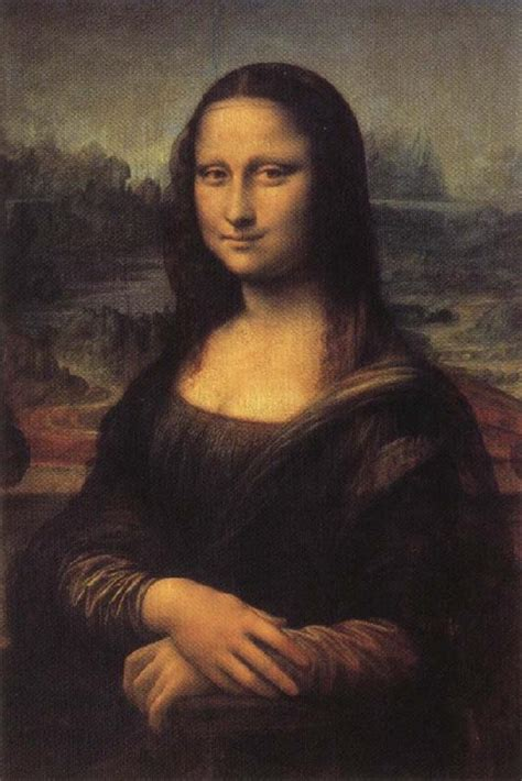 Nick Lee Architecture by Mona Lisa Leonardo Da Vinci Abra Las Reproducciones De