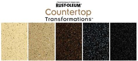 rust oleum countertop transformations australia home improvement
