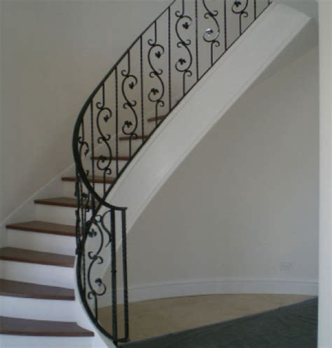 Wrought Iron Banister Spindles Wrought Iron Balustrades And Wrought Iron Railings