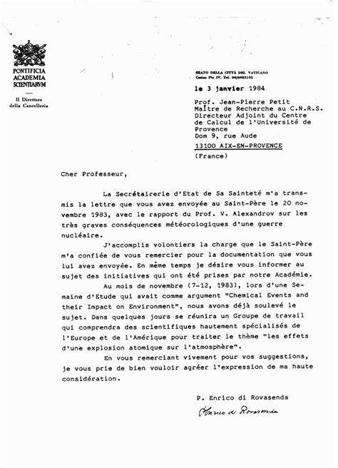 Exemple De Lettre De Remerciement Pour Un Prof 13 Lettre De Remerciement Stage D Observation 3eme Exemple Lettres