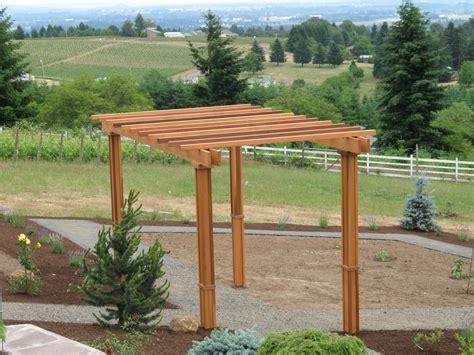 arbors and trellises cedarscapes