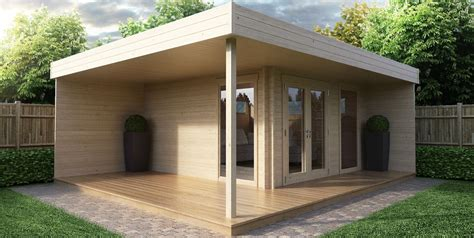 build backyard office build your own garden office fast and inexpensively