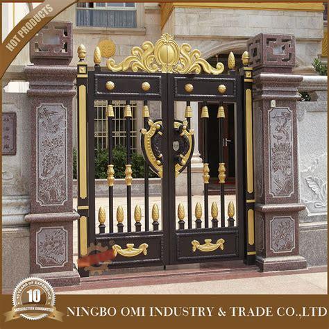 fashion 4 home superhouse integrity door aluminum gate design steel