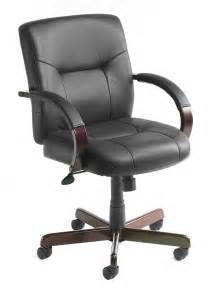 Black Leather Comfy Chair Comfortable Desk Chairs To Enjoy Work