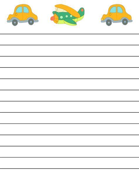 printable november stationery free coloring pages kids stationery free printable