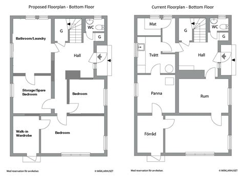 ground floor house plans floorplan our renovation blog