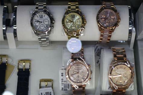 Jam Tangan Jenama Michael Kors galleri jualan jam tangan gempak di angsana mall