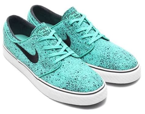nike sb janoski blue speckle womens 7 shoes
