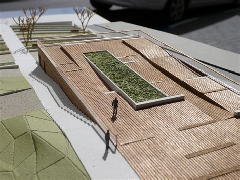 Landscape Architecture Materials Peres Peace Center By Tema Landscape Design
