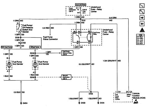 vt commodore fuel wiring diagram gooddy org