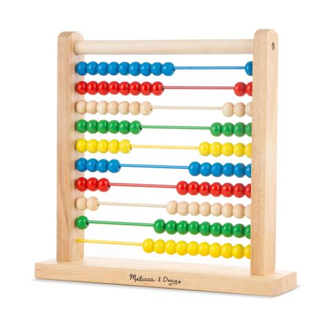 math counter with doug abacus classic wooden