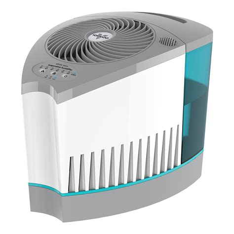 Whole Room Humidifier by Vornado Evap3 Whole Room Evaporative Humidifier White