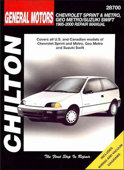 chilton car manuals free download 1998 chevrolet metro spare parts catalogs chilton total car care series beven youngs automotive motorcycle books and software web site