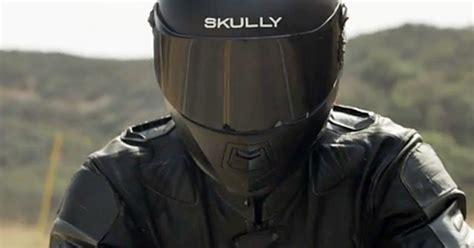 Skully Ar 1 Motorradhelm by Ironman Motorradhelm Skully Ar 1 Kommt Professional