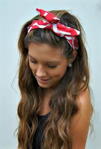 can u wear use hair up with a non layered bob top 10 simple ways to style your bandana top inspired