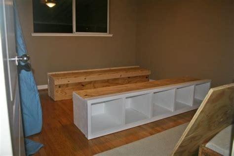 diy platform bed frame   solve    bedroom