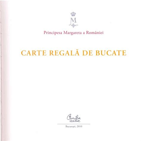 carte regala de bucate part