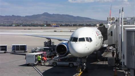 flight report delta atlanta las vegas boeing 757 200 economy