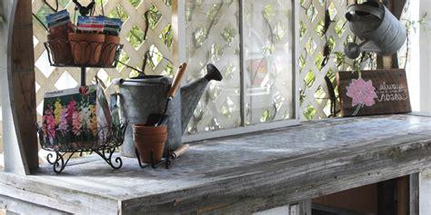 remodelaholic   build  potting bench