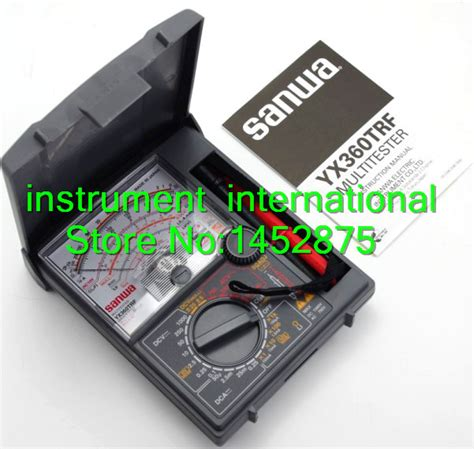 Sanwa Rd700 Digital Multimeter 1 compare prices on sanwa multimeter shopping buy