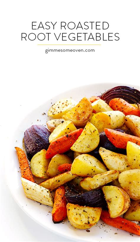 recipe roasted root vegetables oven roasted root vegetables gimme some oven