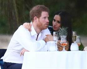 meghan markle prince harry prince harry and meghan markle very much together at