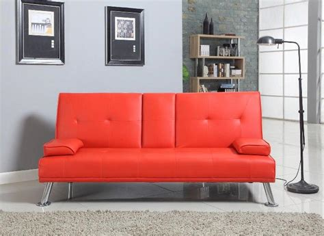 cinema sofa bed bluetooth cinema sofa bed with drink cup holder table faux