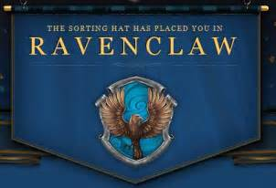 ravenclaw welcome message pottermore spoilers