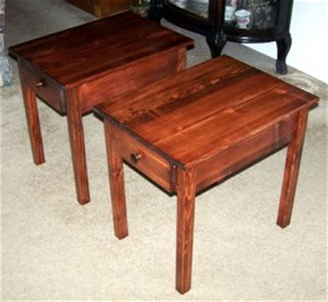 end table plans free these free end table plans are designed for the