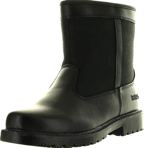 waterproof snow boots mens totes mens stadium winter waterproof snow boots ebay