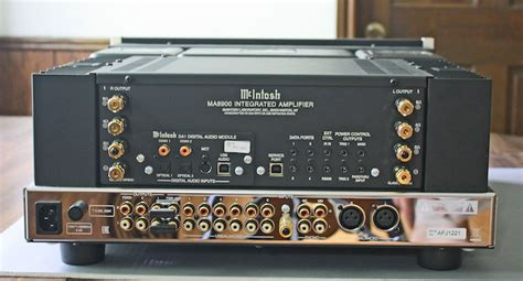 mcintosh ma8900 integrated lifier mcintosh ma8900 stereo integrated amplifier review
