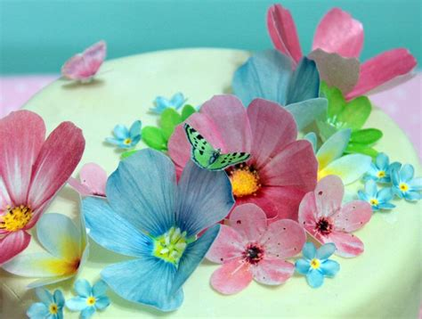 wafer paper butterfly tutorial 428 best images about cakes wafer paper on pinterest