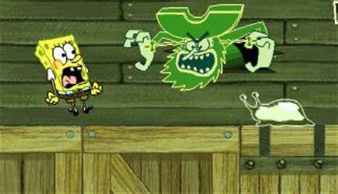 olandese volante spongebob spongebob ship o ghouls il gioco