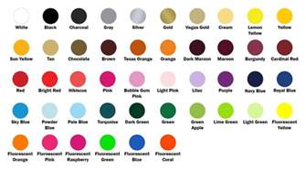 heat colors heat transfer vinyl colors