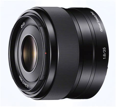 Sony E35mm F 1 8 Oss sony e35mm f 1 8 oss lens sel35f18 photo review