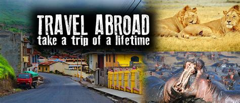 traveling internationally with a travel abroad with dohs denver high school