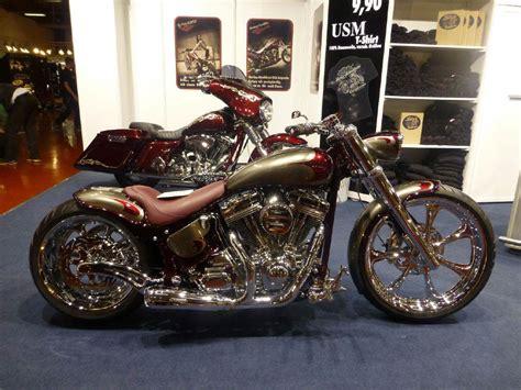 Motorradmesse In Bad Salzuflen by Custombike Messe Bad Salzuflen