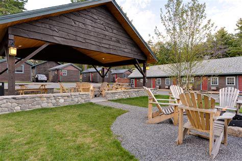 cabins hotel lake placid ny adirondacks