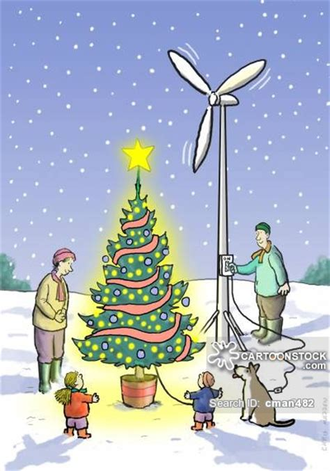 ecological christmas generating and comics pictures from cartoonstock