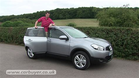 nissan dualis 2007 nissan qashqai suv 2007 2013 review carbuyer youtube