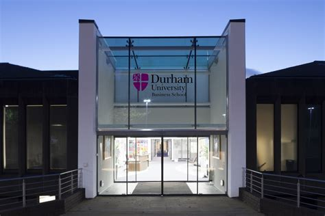 Durham Mba by Durham Business School Residence