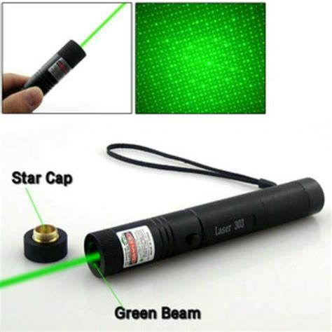 Senter Laser Hijau Green Laser Pointer 303 Laser Hijau Pointer jual senter green laser pointer recharge 303 10km 1 mata