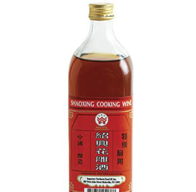 shaoxing wine finecooking