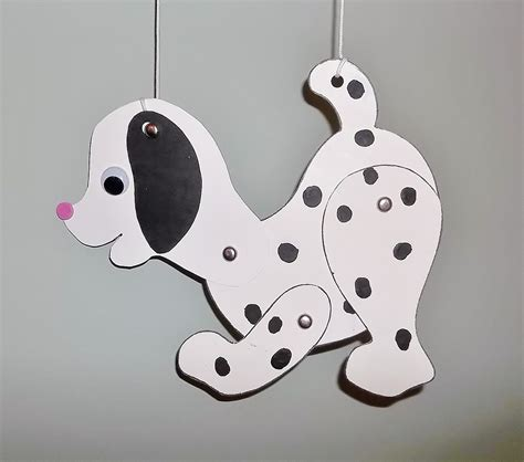 puppy craft d is for craft kit