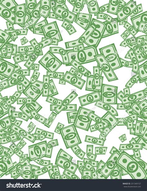 pattern money html money pattern money background from dollars stock vector