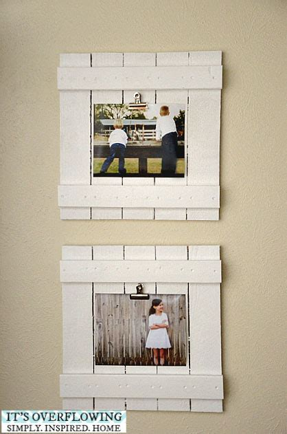 diy projects with picture frames 20 best diy frame tutorials it s always autumn