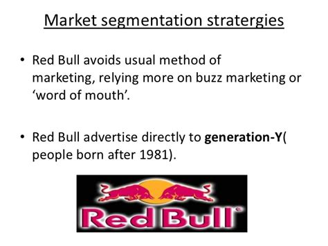 generation y energy drinks bull the drink for generation y websitereports45
