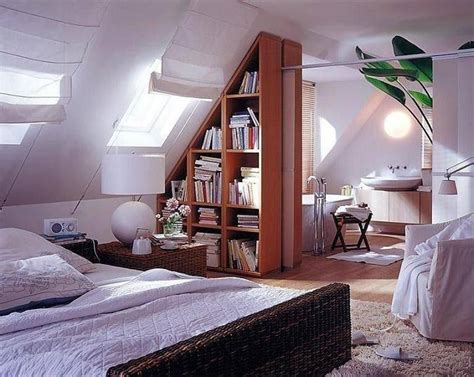 bedroom attic 70 cool attic bedroom design ideas shelterness