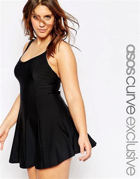 Asos Curve Swim Dress asos curve asos curve swim dress