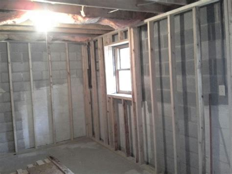 basement finishing contractor in frederick county